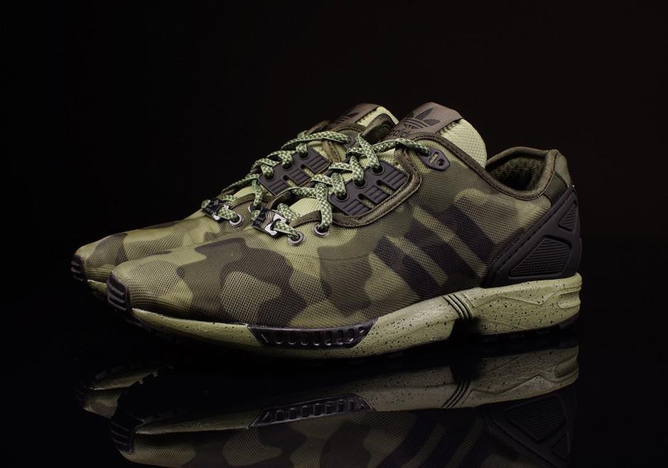 bonnes chaussures marchandise adidas zx militaire fcf91